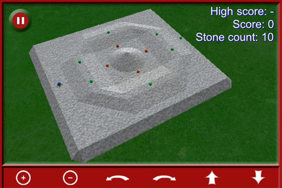 Screenshot Ball Puzz 3D