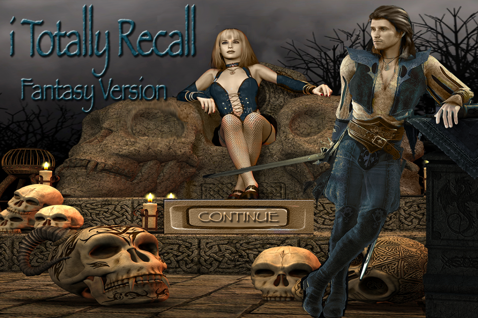 Screenshot iTotally Recall: Fantasy Version Vol. 1