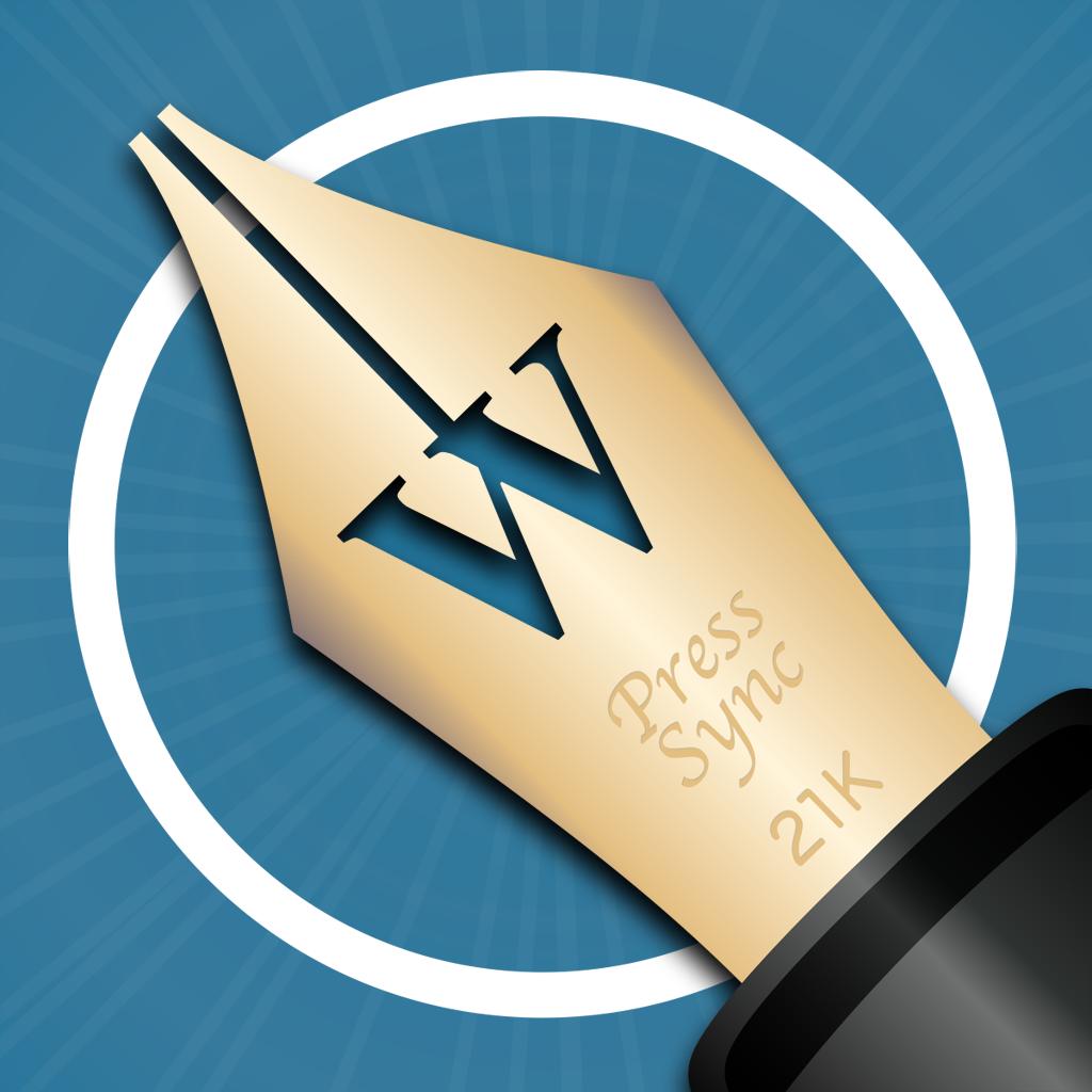 PressSync - WordPress Blogging App
